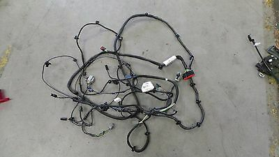 Ford Focus cc convertible tailgate boot lid wiring harness loom rear loom 05-10