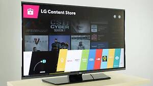 LG 60' inch SMART TV - FHD Blue Mountains Preview