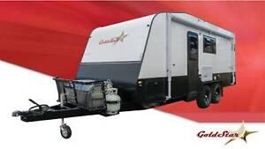19.6ft Goldstar RV w/ Solar & Batteries (Finance from $174pw*) Kangaroo Flat Bendigo City Preview