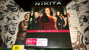Dvd sets nikita , american pickers , sons of guns Kallangur Pine Rivers Area Preview