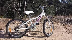 Kids Mountain Bike - Giant Areva 150 Aberfoyle Park Morphett Vale Area Preview