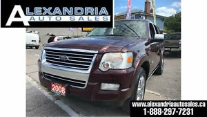 2008 Ford Explorer Limited/navi/leather/sunroof/7passengers/like
