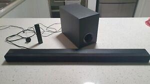 Sony SA-CT80 Soundbar with Bluetooth