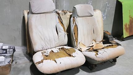 Ford Bucket Seats Pair XC XB XA Coupe