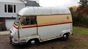 Plus rare qu'une vw bus split window Westfalia