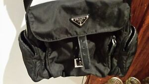 black Prada Purse
