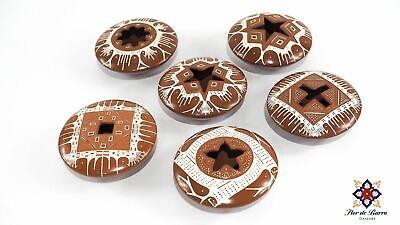 Mata Ortiz Seed Pots by Angel Amaya (sold individually)