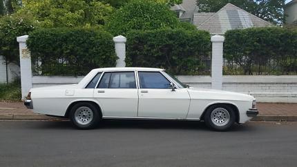 Holden Statesman DeVille Series 2 WB 1984 GMH