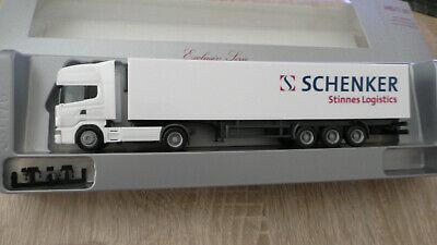 Herpa  Exclusive Serie MB Actros SCHENKER DB Giga-Liner 1//87