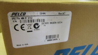 New Pelco Dd4n Spectra Mini Ip Dome Camera