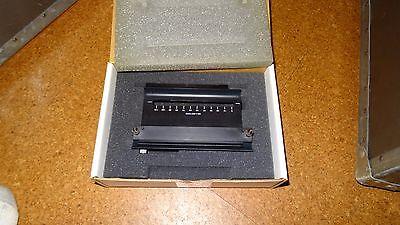 Beckman 523429 Gel Slits And Gel Film Holder For Du Spectrophotometer