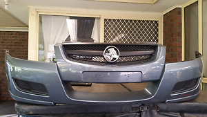 VZ front bumper - oddessy paint Walkley Heights Salisbury Area Preview