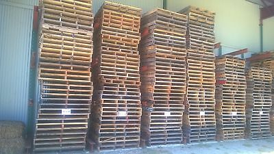 Wood Palletsskids 48 X 48 - Located In Michigan Local Pickup Only