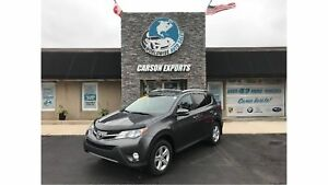 2013 Toyota RAV4 XLE WITH HEATED SEATS!