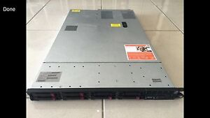 HP DL360 G6 2x QC X5550 2.66GHz 2x 72GB 15K SAS 24GB server North Tamworth Tamworth City Preview