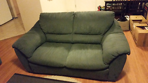 green2 seater sofa (Free) Northbridge Perth City Area Preview