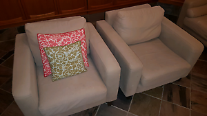 Arm Chairs - Jardan x 2 Parkdale Kingston Area Preview