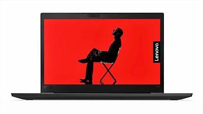 🌞New 2018 Lenovo Thinkpad T480s i5-8250 8GB 256GB SSD FHD FPR Bcklit w10P Black