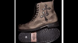 Affliction Cross Boots, size 10, new