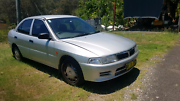 1999 Mitsubishi lancer gli 5spd manual Ebenezer Hawkesbury Area Preview