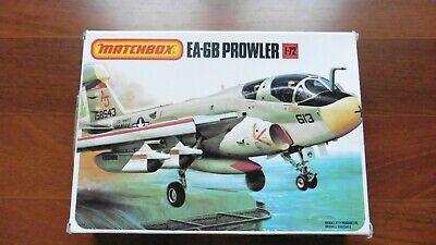Matchbox 1/72 EA-6B Prowler New Complete #40410