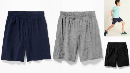 NWT Old Navy Go-Dry Active Pull-On Ultra-Soft Breathe ON Shorts Boys XL XXL