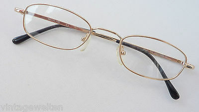 Cheap Glasses Frames Golden Reading Glasses without Glass Flat Form Occhiali