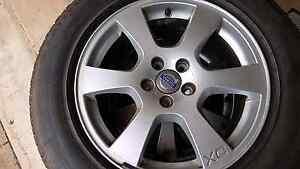 Volvo XC Mag wheels - same fitting as Toarana, Holden HG HT etc Glen Osmond Burnside Area Preview
