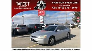 2004 Honda Accord EX-L, Leather, Roof, REDUCED PRICE!!