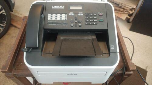 Brother Plain Paper Intelli Fax/Copier-2840 High-Speed Laser Printer New Toner