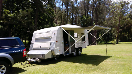 Coromal Capri Full offroad caravan   $31500 Palm Beach Gold Coast South Preview