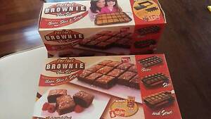 2 x PERFECT BROWNIE TINS - NEAR NEW Mount Hawthorn Vincent Area Preview