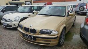 2001 BMW 320i Sedan Lilydale Yarra Ranges Preview