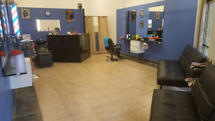 Barber/Hairdressing salon St Clair Penrith Area Preview