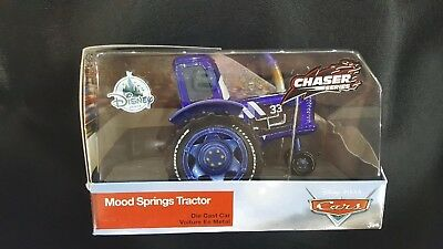 DISNEY STORE PIXAR CARS CHASER MOOD SPRINGS TRACTOR SAVE 5% WORLDWIDE FAST SHIP