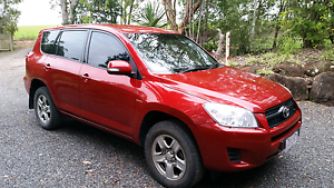 2009 Toyota Rav4 CV 4×4 Manual, Model ACA33R. Located Sunny Coast Cooroy Noosa Area Preview