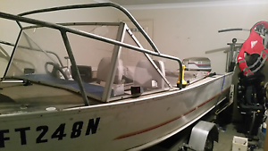 4.7m tinny 55hp evinrude Tamworth Tamworth City Preview