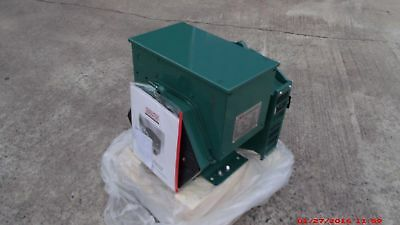 Generator Alternator Head CGG-164B 11kw SAE 4/6.5  Single Phase (M)  Single Phase Alternator