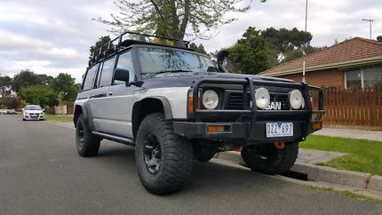1989 GQ PATROL TD42