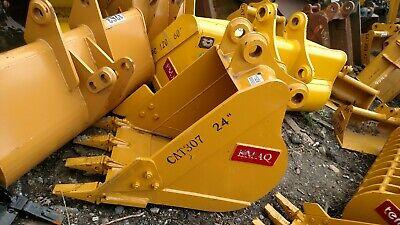 Emaq Teran Cat 307 308 24 Excavator Digging Bucket 50mm