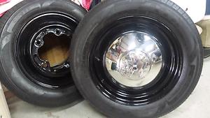 Early VW Beetle wheels Salisbury Downs Salisbury Area Preview