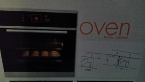 Brand New 600mm Everdure 9 functions oven 65 liters & 3100W. Mount Lewis Bankstown Area Preview