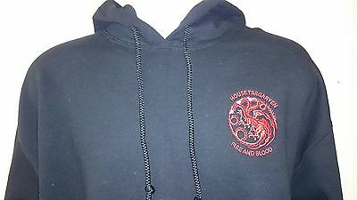 GAME OF THRONES HOUSE TARGARYEN - Game Of Thrones Targaryen Hoodie
