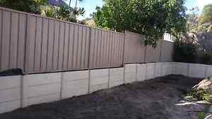 Retaining Walls Post and Panel Bayswater Bayswater Area Preview