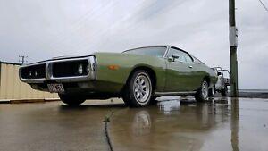 15X7 Superlite Mag Wheels 5X114.3 PCD Ford Falcon Chrysler Mopar Dodge