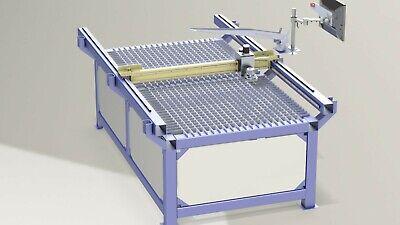 Cnc Machine Plasma Model Drawings Only Diy