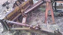 International td9 dozer blade, c frame, rams and controller Batlow Tumut Area Preview