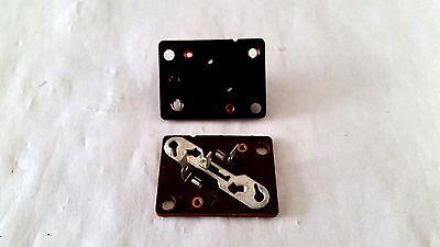 Nte Nte209 To3 3 Pin Phenolic Transistor Socket Ecg209 Lot Of 2pc