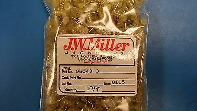 5 Pcs 06043-3 Jw Miller Fixed Inductor Coil