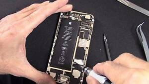 iPhone battery replacements on the spot from $40 Pinkenba Brisbane North East Preview